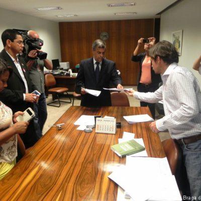 Sociedade civil encaminha representação inédita contra relator do novo marco da mineração