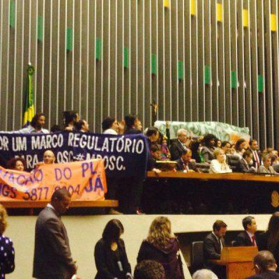 Aprovação da lei 13.019 no Congresso foi avanço no marco regulatório das OSCs