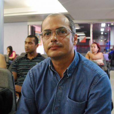 Cristian Góes, jornalista sergipano condenado a sete meses de prisão