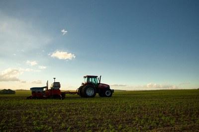 Um aumento de até 2 °C na temperatura média em relação aos tempos pré-industriais levaria a uma redução da produção agrícola do país