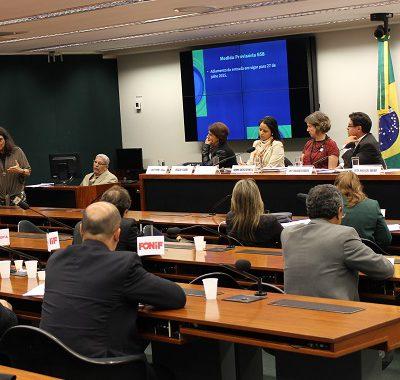 Vera Masagão defendeu a legitimidade das OSCs para parcerias com o Estado (Foto: Observatório)