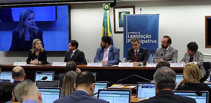 Debate trouxe à tona limitações da Lei 13.019 (Foto: Lúcio Bernardo Jr/Camara dos Deputados)