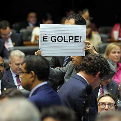 Deputados denunciaram nova manobra de Eduardo Cunha (Luís Macedo/Câmara dos Deputados)