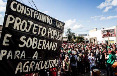 Feira de Agroecologia/Foto: Leandro Taque
