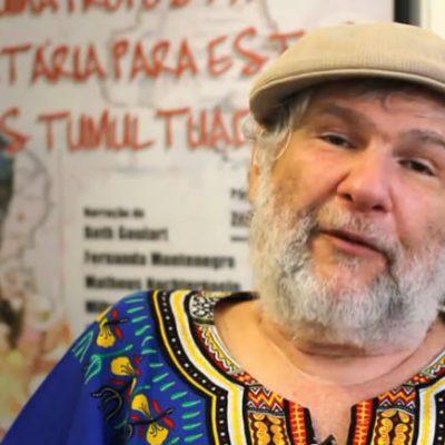 O cineasta Silvio Tendler, que já fez dois documentários sobre os diferentes modelos para o Campo brasileiro.