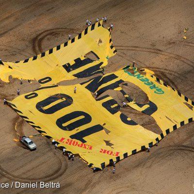 Greenpeace - Daniel Beltrá