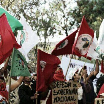 Mobilização em Brasília (DF), principal local dos protestos / Bruno Pilon