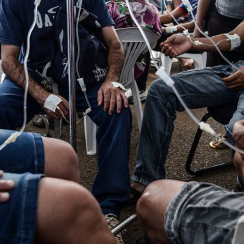 'Haverá uma perda real de recursos para saúde, enquanto a demanda só aumenta', diz o ex-ministro (Foto: Fabio Rodrigues Pozzebom/Agência Brasil)