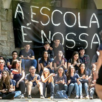 Estudantes afirmam: Reforma do Ensino é necessária, mas deve ter sentido emancipador, oposto ao pretendido pelo governo (Foto: Danilo Ramos/RBA)