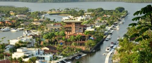 Marina no Jardim Acapulco, Guarujá: aqui não se paga imposto sobre grandes fortunas