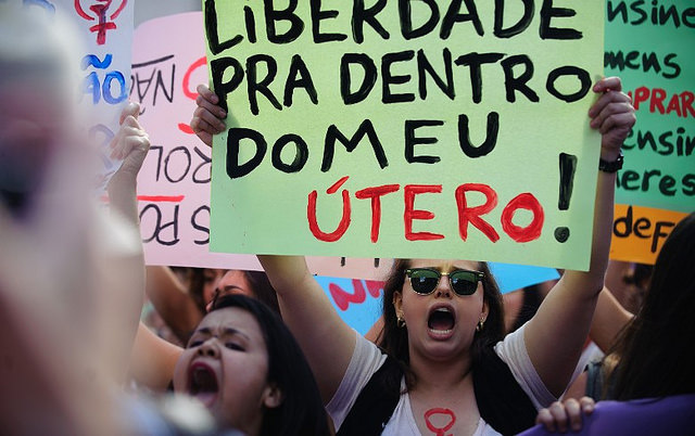 Comissão especial da Câmara dos Deputados quer mudar texto da Constituição, impedindo interpretações judiciais favoráveis ao aborto (Foto: Divulgação)
