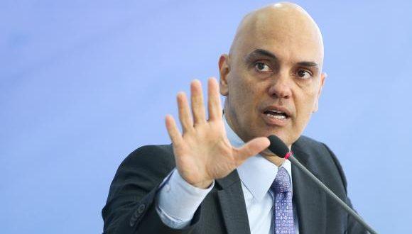 """Moraes apresentou o que ele chamou de medidas de """"modernização"""" e de """"racionalização"""" do sistema prisional (Foto: Marcelo Camargo/Agência Brasil)"""