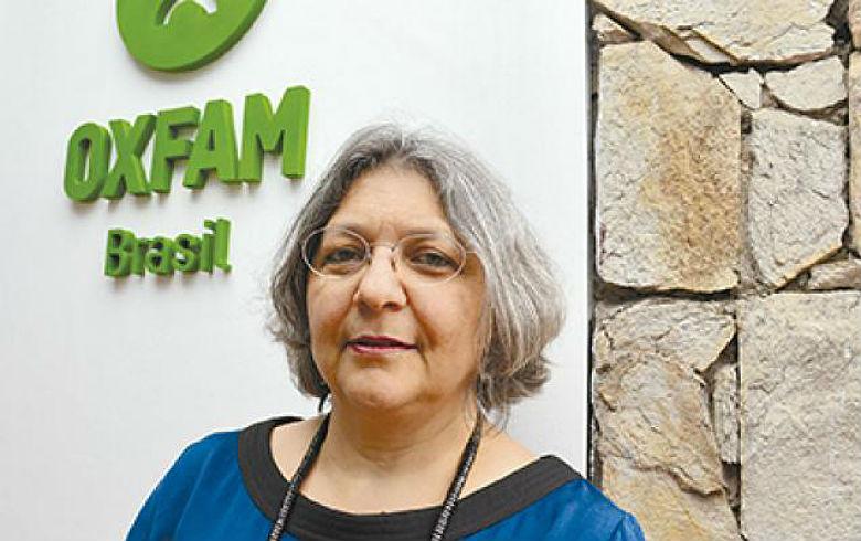 Katia Maia, diretora da Oxfam (Foto: Divulgação/Oxfam)