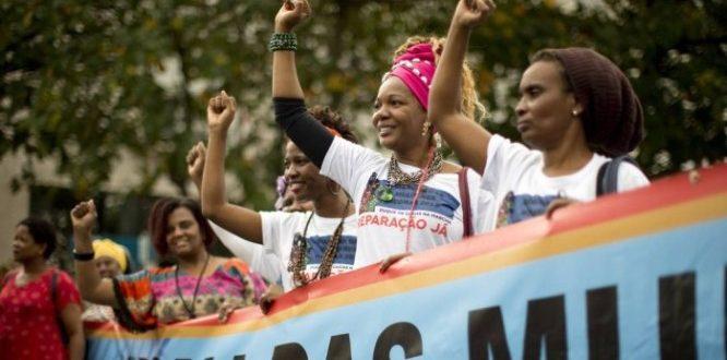 Manifesto das Mulheres Negras para o 8 de Março 2017