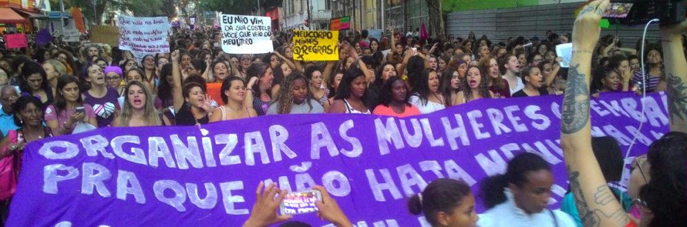 No 8M, milhares de mulheres vão às ruas