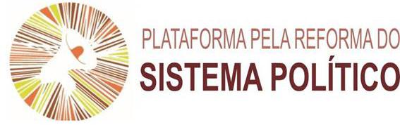 Plataforma pela Reforma Política divulga carta aberta aos/às parlamentares