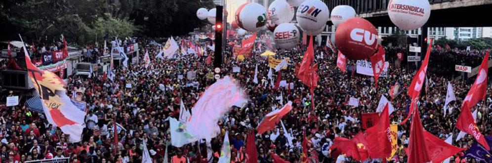 Greve Geral: Movimentos esperam parar o país nesta sexta-feira contra reformas de Temer