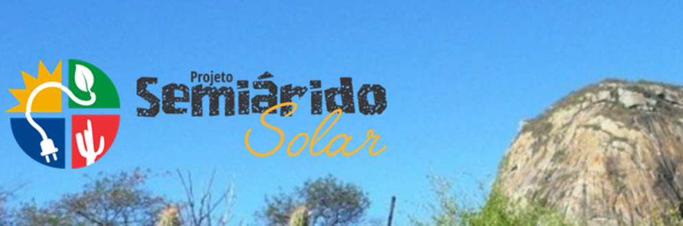 Projeto incentiva energia solar como alternativa para o enfrentamento das mudanças climáticas