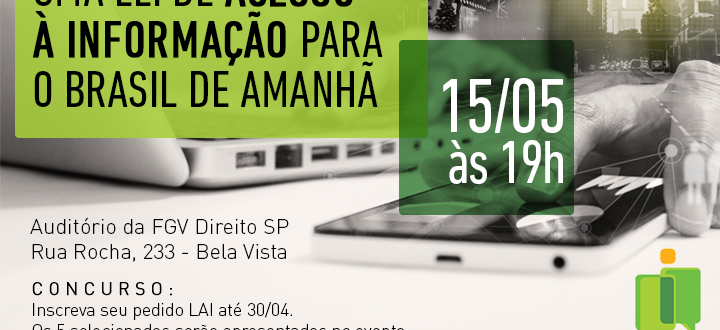 Lei Acesso Informacao 5 anos