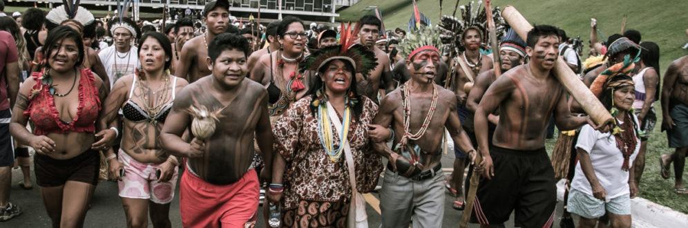 Organizações da Sociedade Civil se mobilizam para denunciar e barrar ataques aos direitos dos povos indígenas