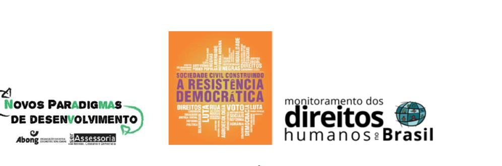 A agenda das resistências e as alternativas para o Brasil: um olhar desde a sociedade civil