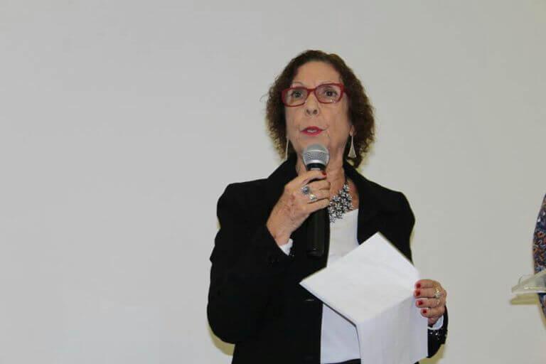 Eliana Rolemberg é vice-presidenta do Confoco Bahia