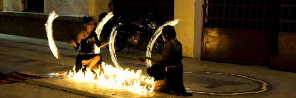 Ex-matadouro vira centro cultural na Bolívia