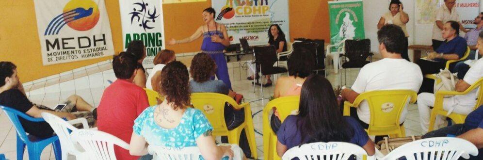 Cardume promove atividades sobre direito a comunicação pelo Brasil