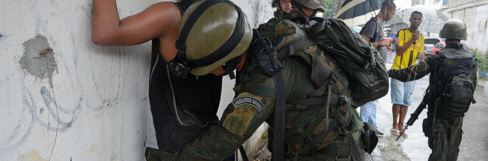 ONGs denunciam à PGR inconstitucionalidade da intervenção no Rio