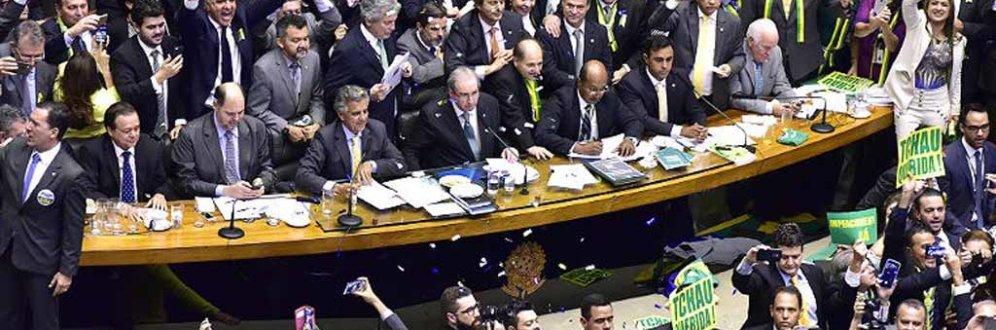 Descrença na política, a arma da direita para se manter no poder Foto: Zeca Ribeiro/Câmara dos deputados