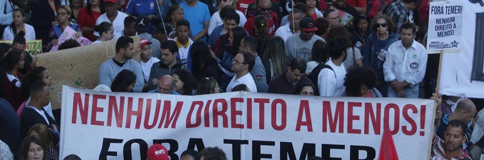Empobrecimento e naturalização das desigualdades são as primeiras consequências da Reforma Trabalhista