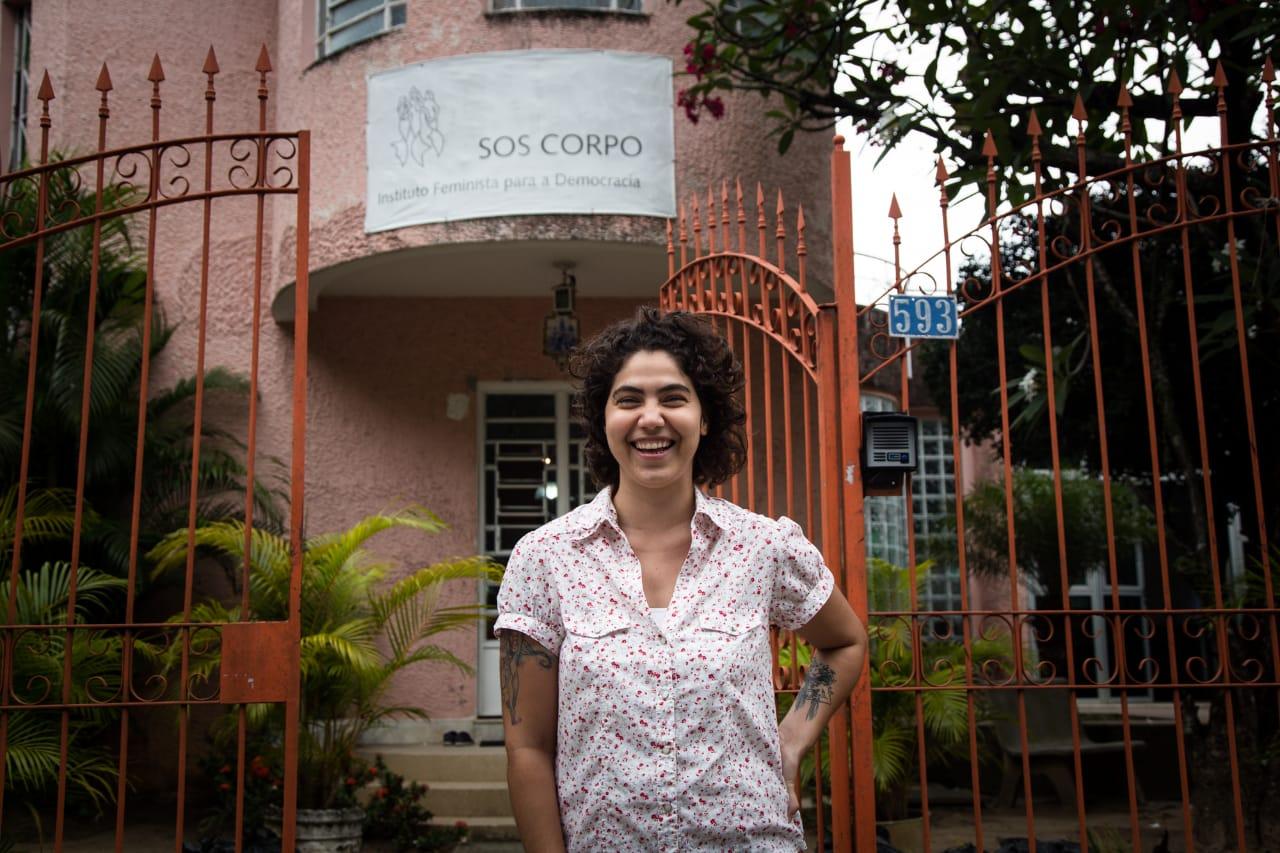'O medo ronda a vida sexual das mulheres', diz ativista da SOS Corpo Foto: Mabel Feres