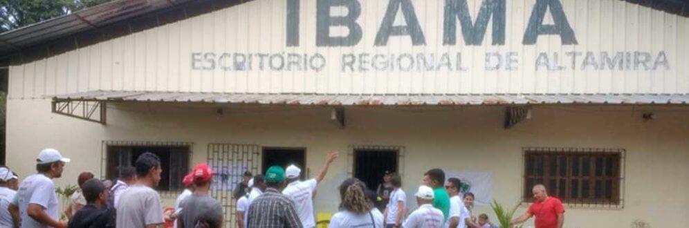 Após negociação, atingidos por Belo Monte desocupam Ibama