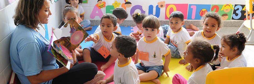 Luta por creches, feminista e descolonizadora Foto: Agência Brasil