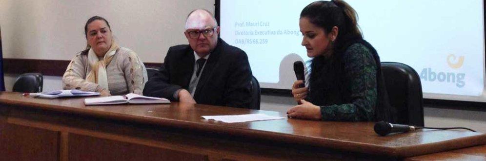 Organizações da Sociedade Civil promovem seminário sobre os desafios para implementação do MROSC Foto: Mauri Cruz