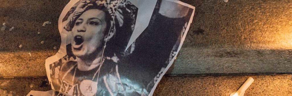 Tempo de investigação da morte de Marielle já supera o de outros casos parecidos Foto: Daniel Arroyo/Ponte Jornalismo