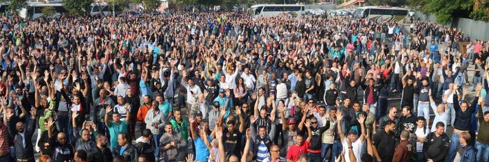O fim do imposto sindical e os desafios do movimento Foto: Edu Guimarães/SMABC