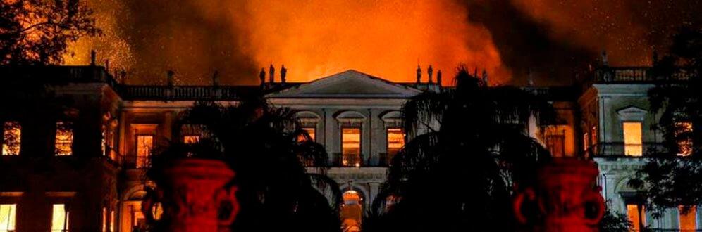 Museu Nacional: A destruição para além do físico