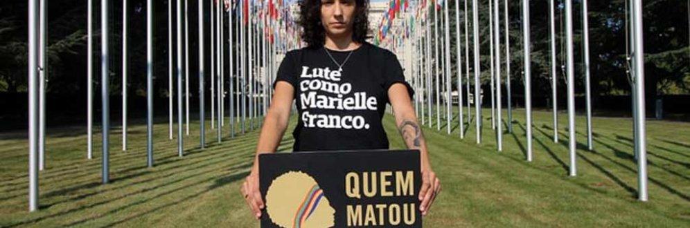 ONU promete pressionar governo brasileiro para solucionar caso Marielle