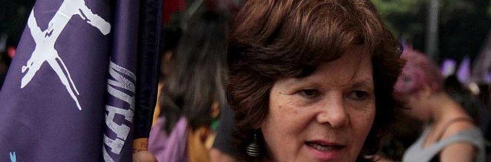 """Sônia Coelho: """"O neoliberalismo precariza o trabalho das mulheres"""" Foto: Elaine Campos"""