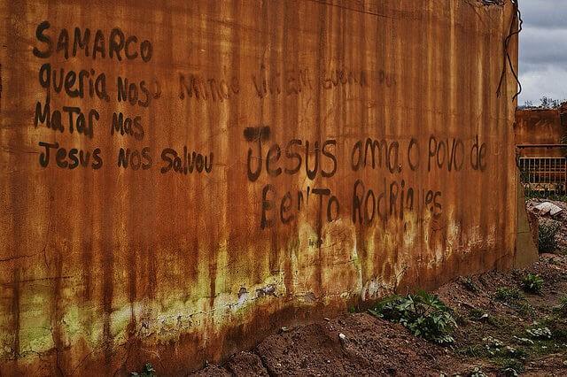 Rompimento de barragem da Samarco completa 3 anos no próximo dia 5 de novembro / Fotos: José Eduardo Bernardes/Brasil de Fato