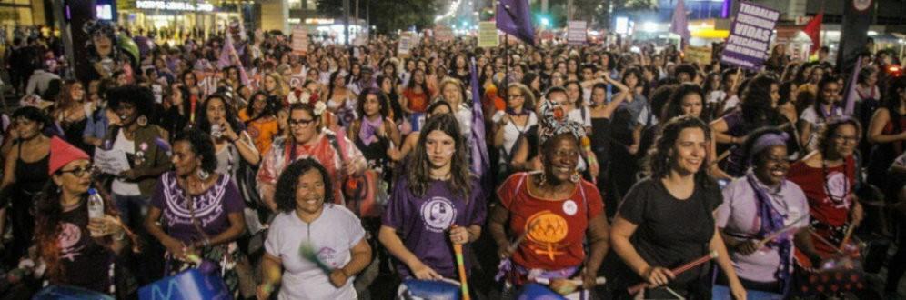 Para feminista, #EleNão fortalece luta das mulheres para além das eleições
