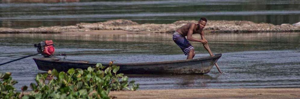 Incra começa estudo para regularizar o quilombo do Forte, em Rondônia Foto: Marcela Bonfim/Amazônia real