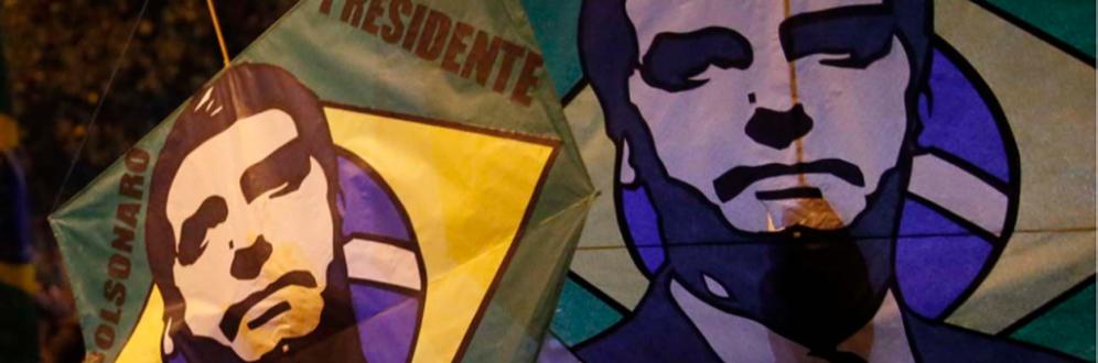 'Tristeza não é só brasileira', diz jornal argentino sobre vitória de Bolsonaro; veja repercussão Foto: Fernando Frazão/Agencia Brasil