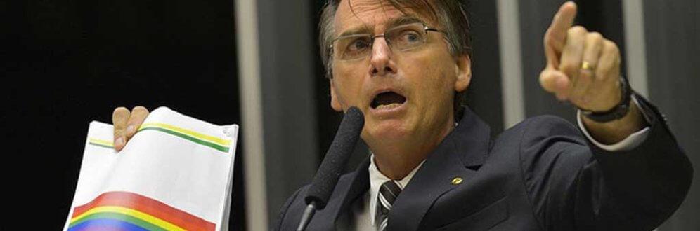 Jornais estrangeiros descrevem Bolsonaro como ameaça à democracia