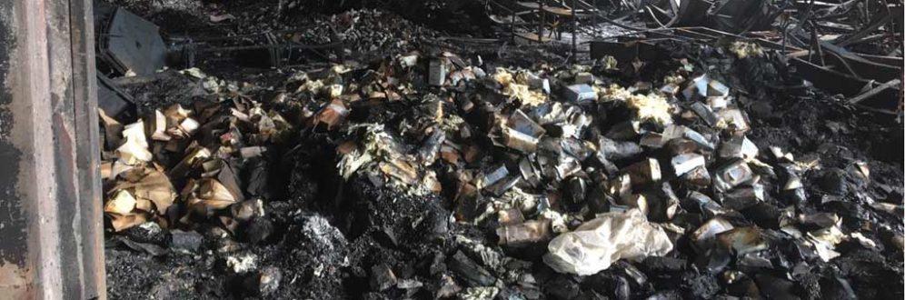 Conselho Indígena de Roraima pede que Polícia Federal investigue incêndio em DSEI Foto: Elis Rangel/Divulgação