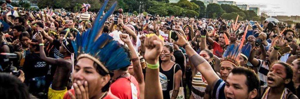 Fim da demarcação de terras indígenas é catástrofe, diz ambientalista Foto: Mídia Ninja
