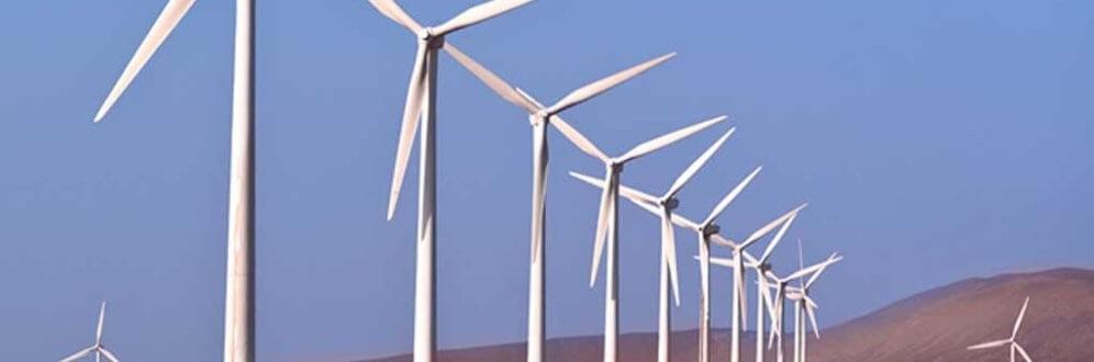 Produção de energia eólica no país atinge marca de 14 gigawatts Foto: Sezer66/ shutterstock