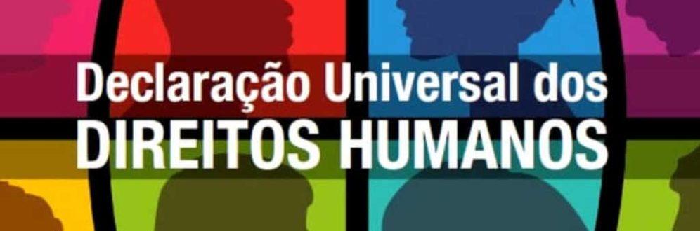 70 anos da Declaração Universal dos Direitos Humanos: Direito de ter Direitos Foto: divulgação