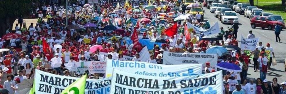 Movimento quer pressão popular no STF por inconstitucionalidade do teto de gastos Foto: Reprodução/CNS